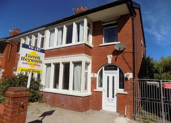 3 bed property to rent in Ingleway Avenue, Blackpool FY3