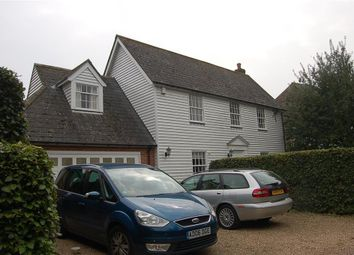 Thumbnail 4 bed property to rent in Duck Street, Elham, Canterbury