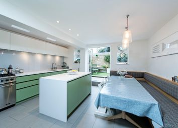 Thumbnail 5 bed terraced house for sale in Chatto Road, Battersea, London