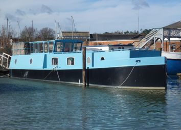 Thumbnail 2 bed houseboat for sale in Ferry Quay, Woodbridge
