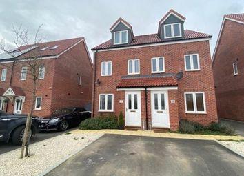 Thumbnail 3 bed semi-detached house for sale in Bushton Close, Coate, Swindon, Wiltshire