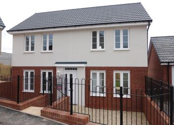 Thumbnail 3 bed property to rent in Hook Drive, Exeter
