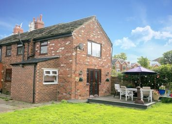 Thumbnail 3 bedroom end terrace house for sale in Lower Fold Cottage, High Lane, Stockport, Greater Manchester