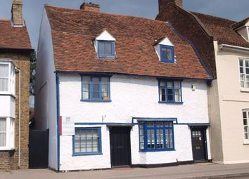 Thumbnail 3 bed cottage for sale in 21 High Street, Kelvedon, Essex