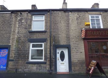 Thumbnail 2 bed terraced house for sale in 129 High Street West, Glossop