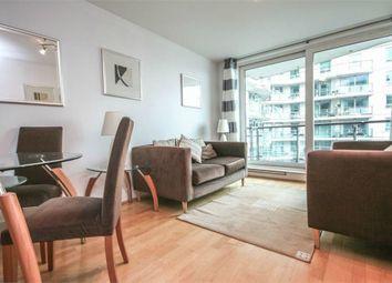 Thumbnail 1 bedroom flat for sale in Bridge House, 18 St George Wharf, London