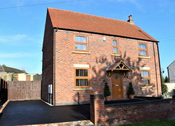 Thumbnail 3 bed detached house for sale in Main Street, Blidworth, Mansfield