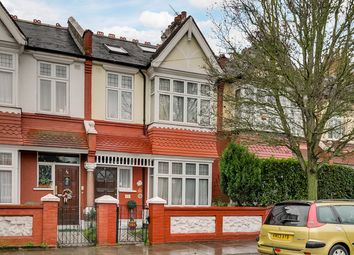 5 bed terraced house for sale in Rannoch Road, London W6