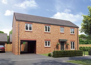 "Thumbnail 4 bed detached house for sale in ""The Coleridge"" at Hartburn, Morpeth"