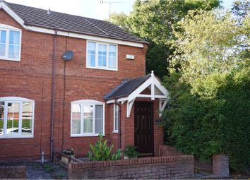 Thumbnail 2 bed semi-detached house for sale in Flag Lane South, Chester