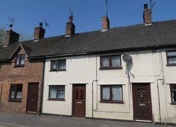 Thumbnail 2 bed terraced house to rent in High Street, Tean, Stoke-On-Trent