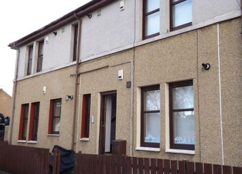 Thumbnail 1 bed flat for sale in 22A Kirk Street, Stonehouse, Larkhall