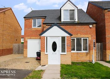 Thumbnail 3 bed detached house for sale in Oswald Close, Boldon Colliery, Tyne And Wear