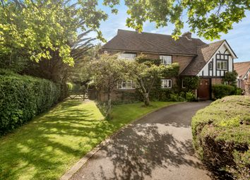 Thumbnail 4 bed detached house for sale in Copt Heath, Hambledon Road, Denmead