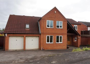 Thumbnail 4 bed detached house for sale in Fackley Way, Sutton-In-Ashfield