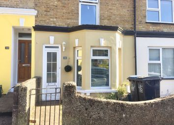Thumbnail 2 bed terraced house for sale in Kearsney Avenue, Dover