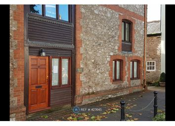 Thumbnail 1 bed flat to rent in New Walk, Totnes