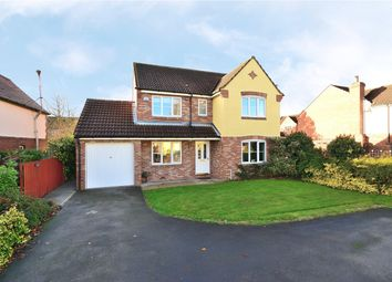 Thumbnail 4 bed detached house for sale in York Road, Green Hammerton, York