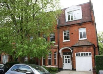 Thumbnail 2 bed flat to rent in Aberdare Gardens, South Hampstead