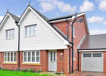 Thumbnail 3 bedroom semi-detached house for sale in Ramsden Way, Marden, Tonbridge, Kent