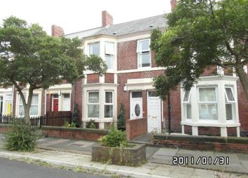 Thumbnail 3 bedroom flat to rent in Doncaster Road, Newcastle Upon Tyne