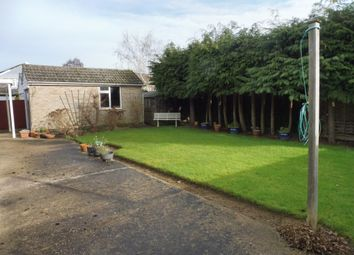 Thumbnail 3 bed detached bungalow for sale in Glen Drive, Oakham