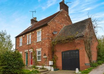 Thumbnail 3 bed semi-detached house for sale in Church Lane, Loughton, Milton Keynes