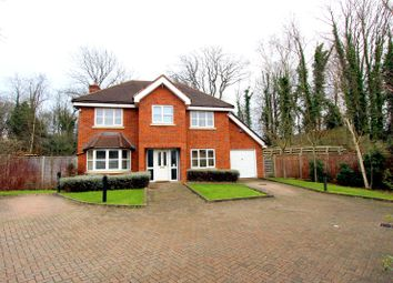 Thumbnail 5 bedroom detached house for sale in Denewood Mews, Watford