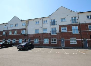 Thumbnail 2 bed flat for sale in Whitewell Road, Newtownabbey