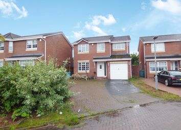 Thumbnail 4 bed detached house for sale in Fir Grove, Motherwell, Lanarkshire