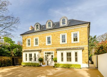 Thumbnail Detached house for sale in Kingston Hill, Coombe