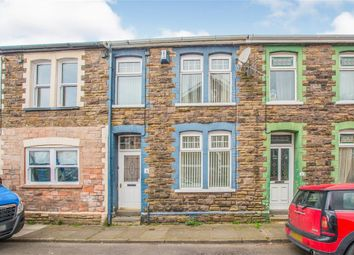 Thumbnail 4 bed terraced house for sale in Commercial Street, Griffithstown, Pontypool
