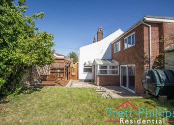 Thumbnail 3 bed cottage for sale in Baker Street, Stalham, Norwich