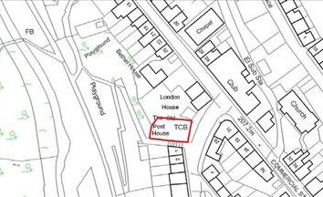Thumbnail Land for sale in Land Adjacent, 1 Dinam Street, Nantymoel, Bridgend