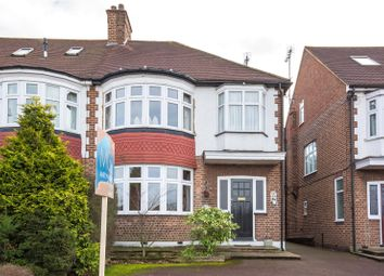 Thumbnail 3 bed semi-detached house for sale in Winchmore Hill Road, Winchmore Hill