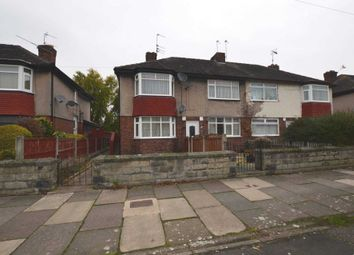 Thumbnail 2 bed flat to rent in Gautby Road, Birkenhead