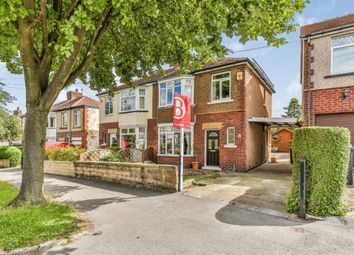 3 bed semi-detached house for sale in Norton Lees Crescent, Sheffield, South Yorkshire S8