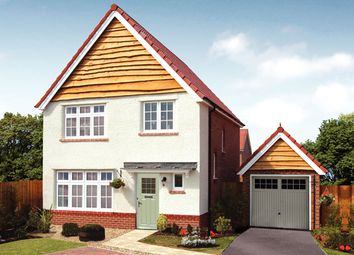 Thumbnail 3 bedroom detached house for sale in Hamilton Gardens, Maidenwell Avenue, Leicester, Leicestershire