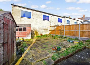 Thumbnail 3 bed end terrace house for sale in Tram Road, Folkestone, Kent