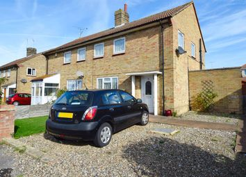 Thumbnail 3 bed semi-detached house for sale in St. Annes Drive, Herne Bay