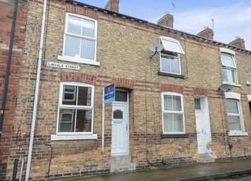 Thumbnail 2 bed terraced house for sale in Lincoln Street, York