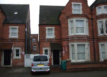 Thumbnail 8 bedroom semi-detached house to rent in Hamilton Drive, The Park, Nottingham