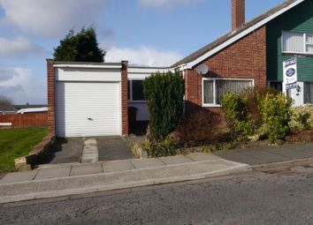 Thumbnail 2 bedroom semi-detached bungalow for sale in Chapel House Drive, Chapel House, Newcastle Upon Tyne