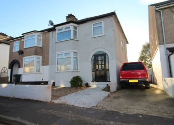 3 bed semi-detached house for sale in Mitchell Avenue, Gravesend, Kent DA11