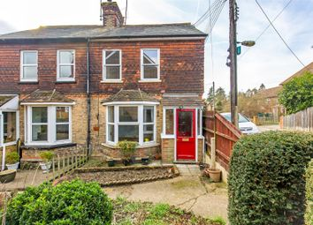Thumbnail 2 bed end terrace house for sale in Madan Road, Westerham