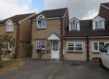 Thumbnail 3 bed semi-detached house to rent in Saunters Close, Wincanton