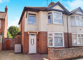 Thumbnail 3 bedroom semi-detached house for sale in Northfield Road, Peterborough