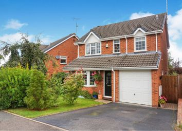 3 bed detached house for sale in Hazel Close, Uttoxeter ST14