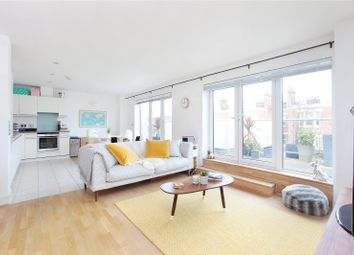 Thumbnail 1 bed flat for sale in Drapers Court, Lurline Gardens