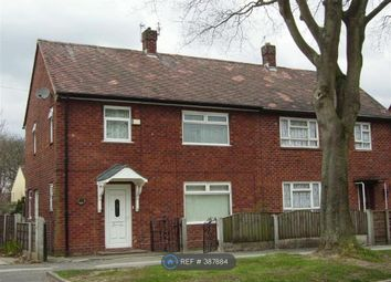 Thumbnail 3 bed semi-detached house to rent in Firbank Road, Manchester